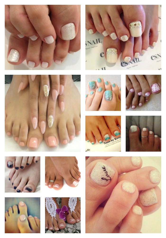 Bridal Pedicure