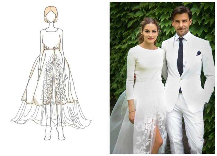 20 unforgettable wedding dresses and the celebrities that wore them. Black Bedroom Furniture Sets. Home Design Ideas