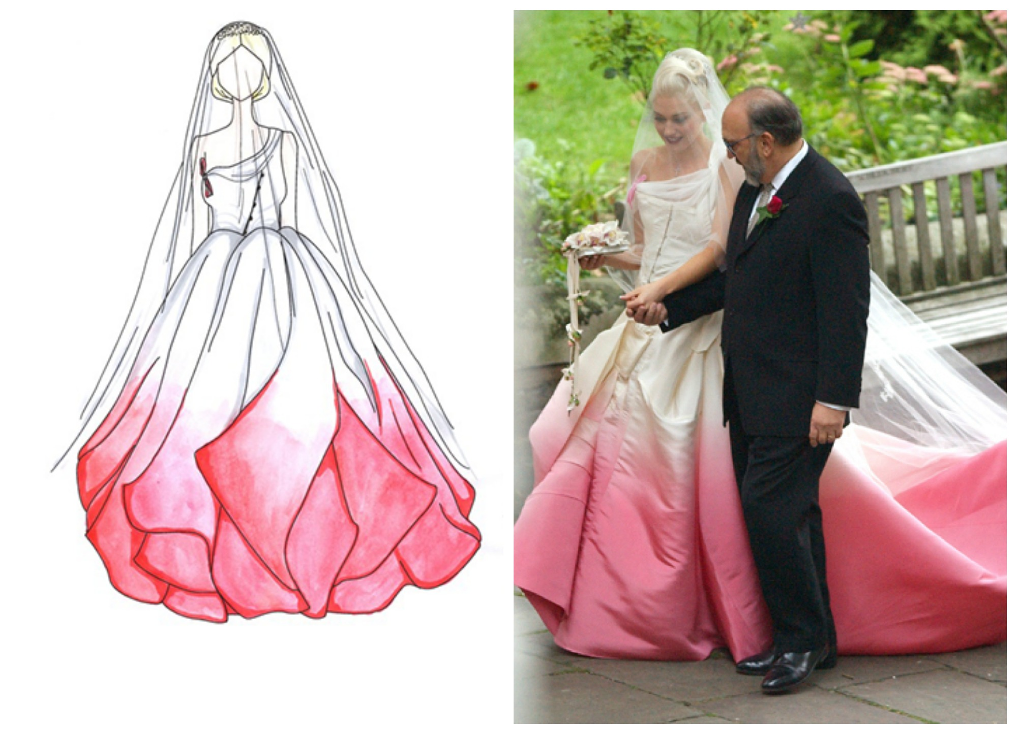 Gizet dresses collection gwen stefani wedding dress images gwen stefani wedding dress images junglespirit Gallery