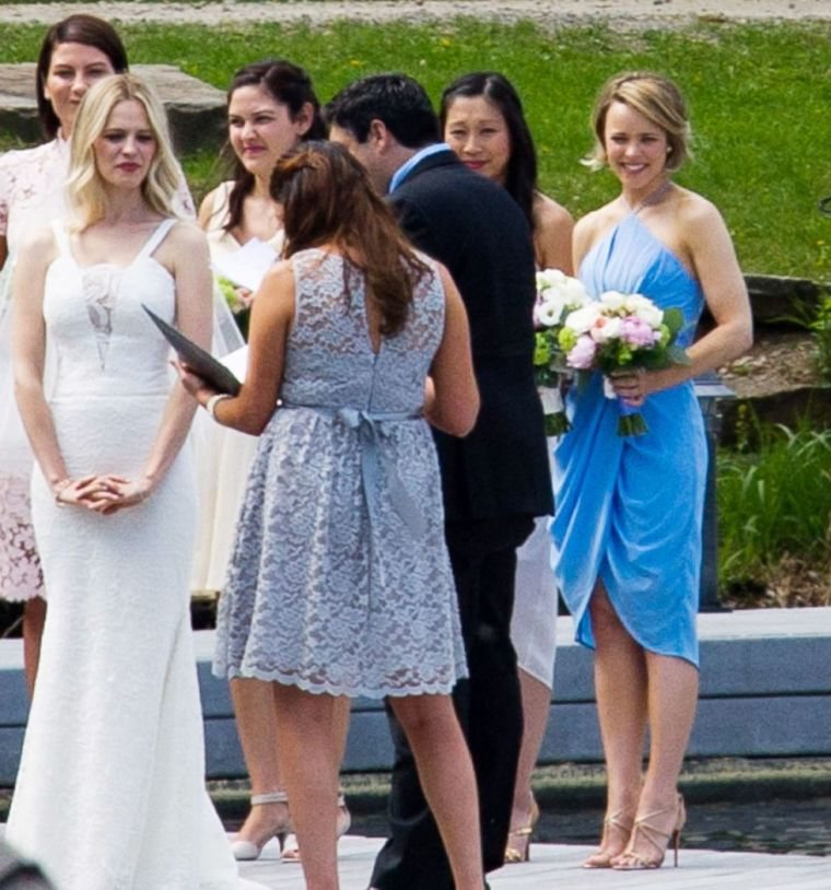 15 Celebrities as Bridesmaids