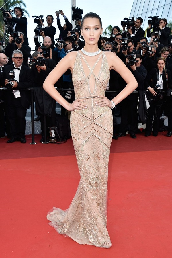 Evening Looks at Cannes 2016