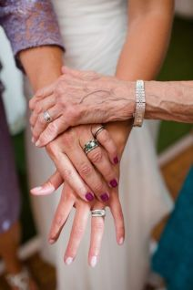 Family Matters: the Mother of the Bride & the Mother of the Groom on the Wedding Day
