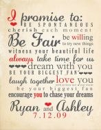 Preparing your Wedding Vows