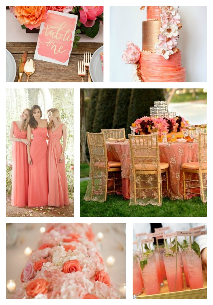 The best Wedding Color for 2016