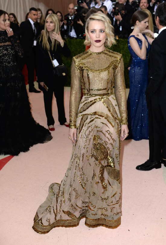 Met Gala 2016: the most spectacular Outfits on the Red Carpet