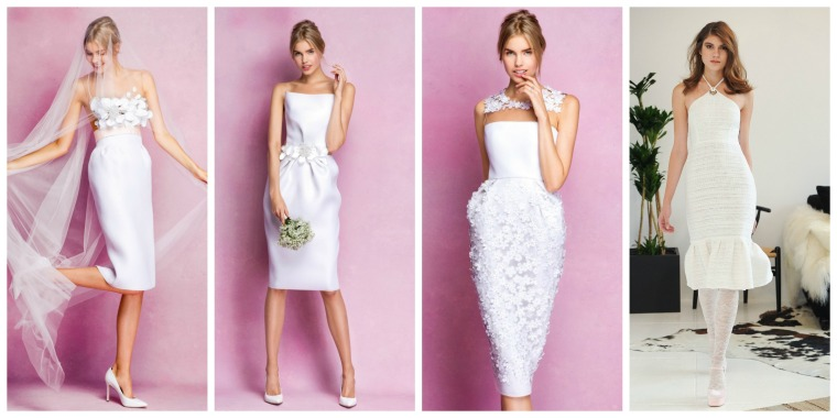 Midi Wedding Dresses
