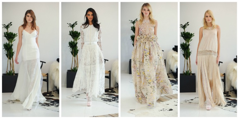 The most beautiful Wedding Dresses for Fall 2016