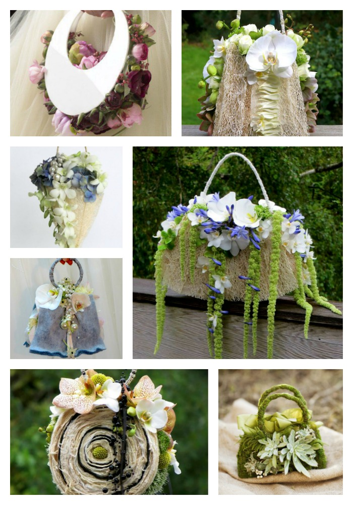 Handbag Wedding Bouquet