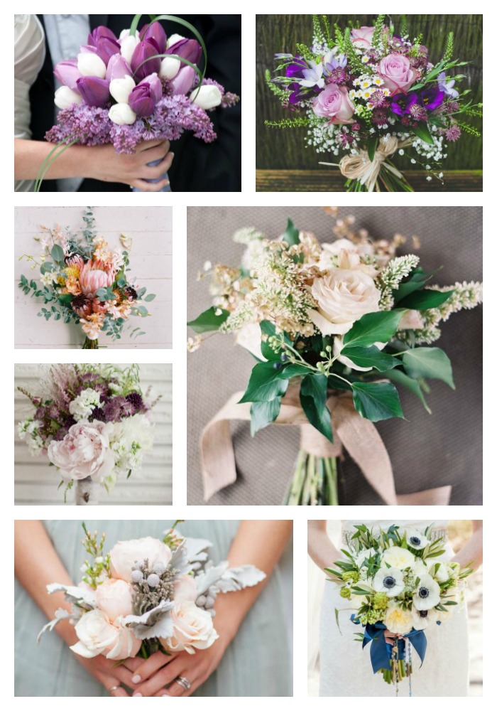 Posy Wedding Bouquet